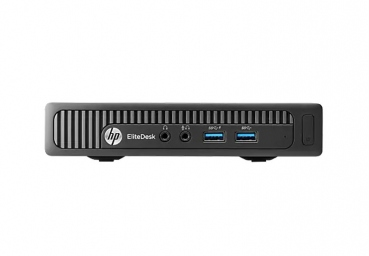 PC HP EliteDesk 800 G1 DM Business PC (i5-4570T, 8GB RAM, 128GB SSD, Win 10) - Ausstellungsmodell