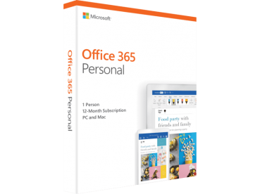 Microsoft Office 365 Personal 1 PC oder Mac (Sofort Download)